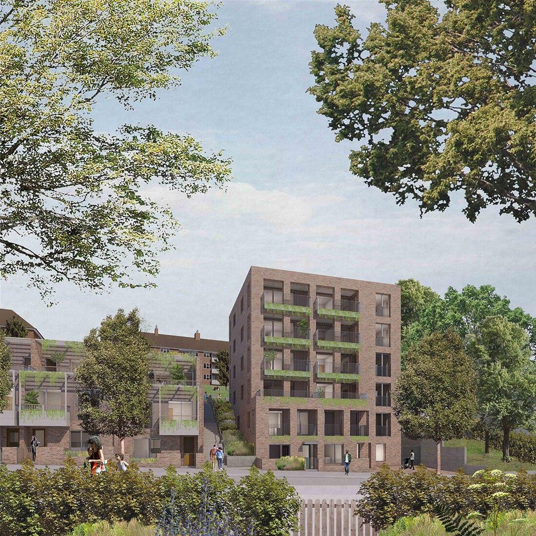 Kingsdown Avenue Montpelier Road Project Image