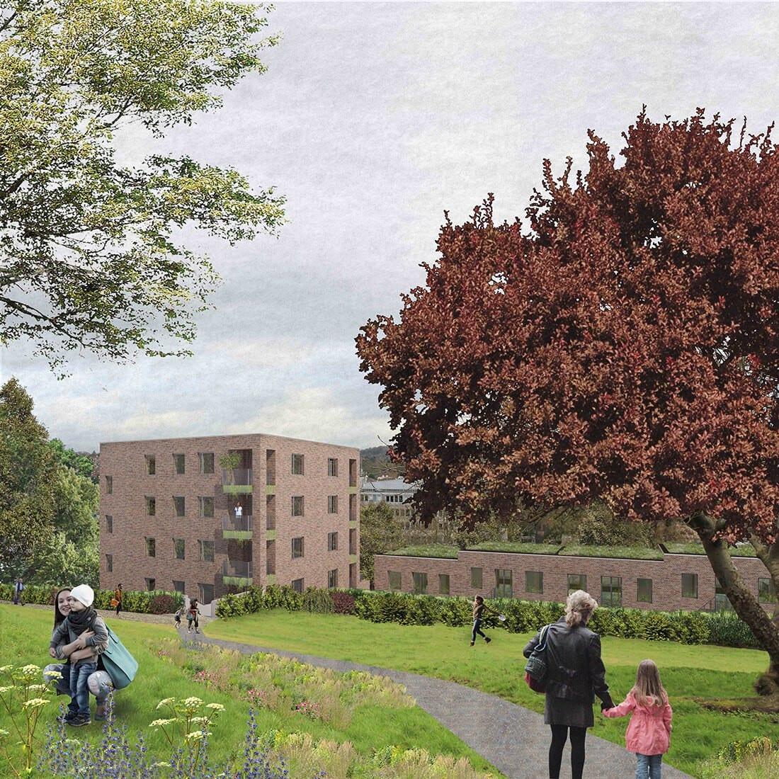 Kingsdown Avenue Montpelier Road Project Image 2