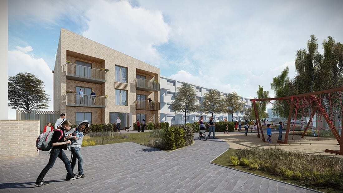 Longheath Gardens Project Image
