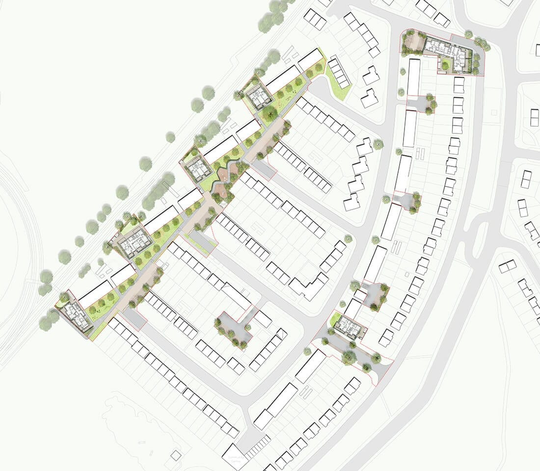 Longheath Gardens Project Image 2