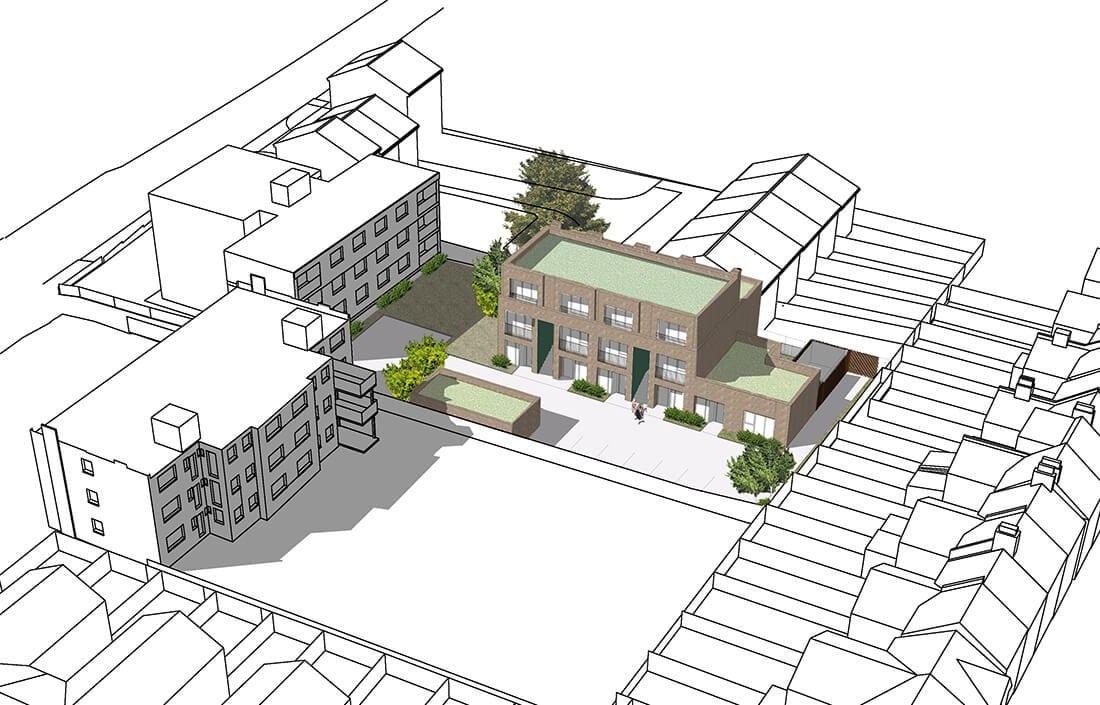 Malton House Project Image