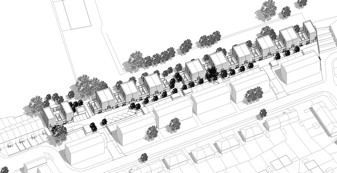 Warbank Crescent Project Image 2