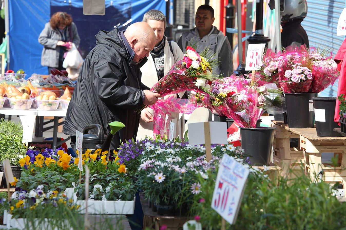 Surrey Street Market Croydon