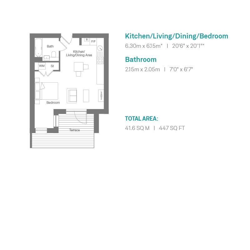 Auckland Rise Floorplan Plot 2