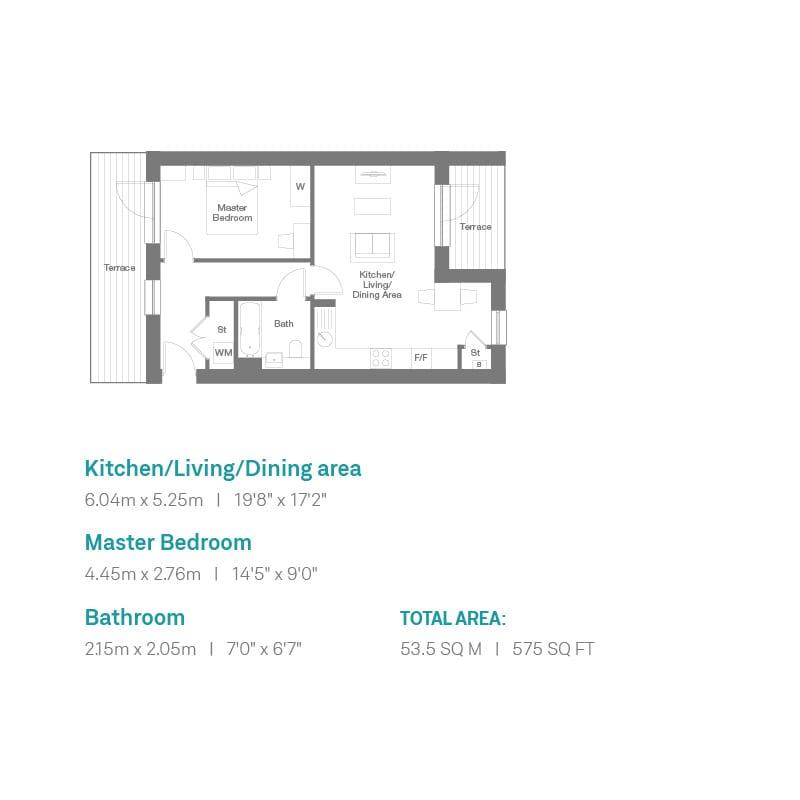 Auckland Rise Floorplan Plot 3