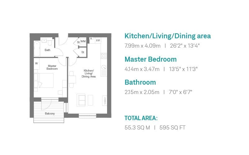 Auckland Rise Floorplan Plots 6, 10 and 14