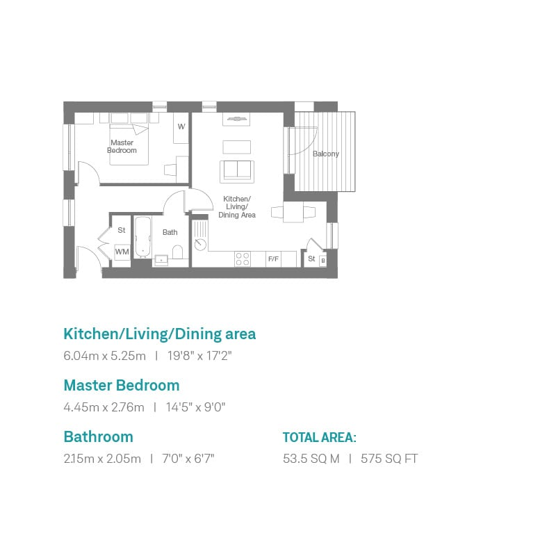 Auckland Rise Floorplan Plots 7, 11 and 15