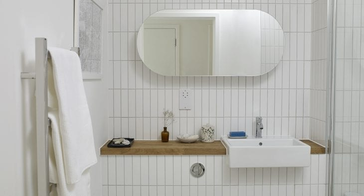 show home bathroom image