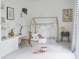 Show Home Childrens Room Interior