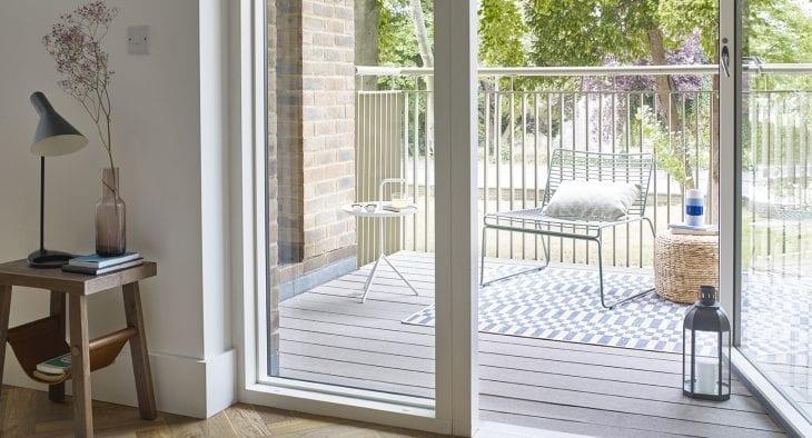 show home balcony image