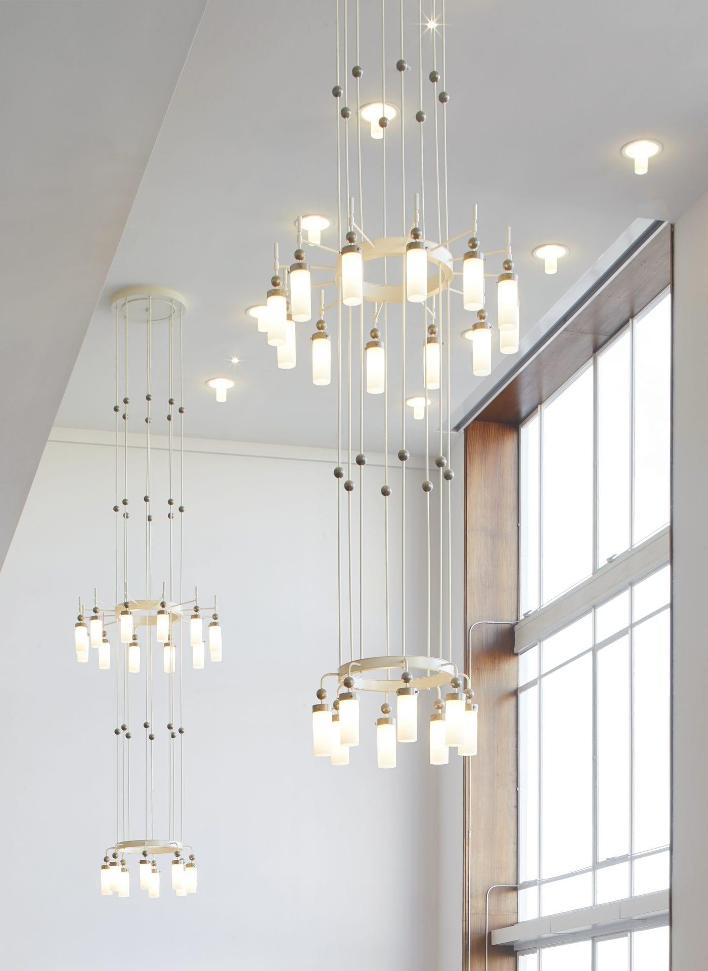 Fairfield Halls Lights Image
