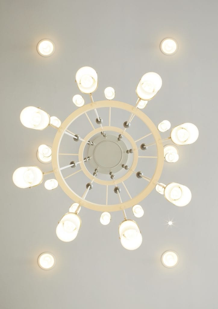 Fairfield Halls Light Image