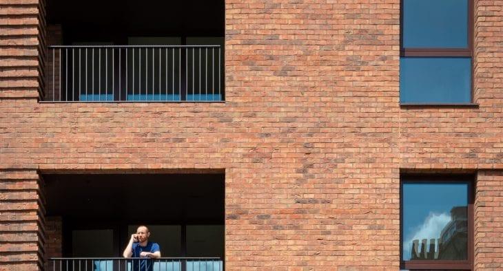 Pump House balcony