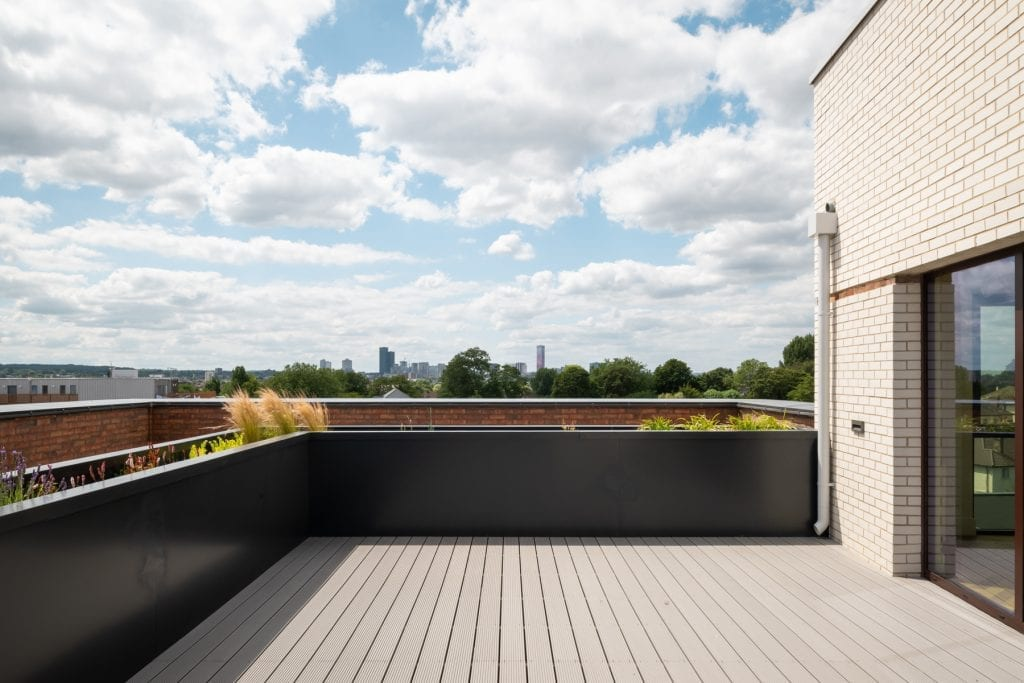 Pump House roof terrace