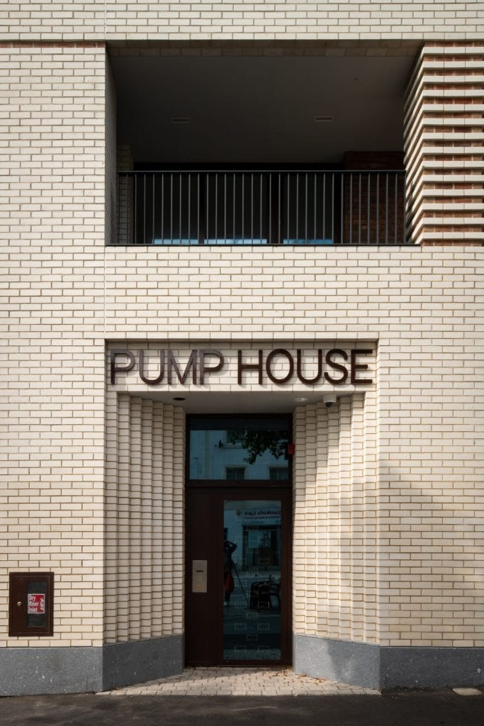 Pump House By Brick By Brick, Photos by Jim Stephenson